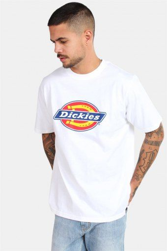 Horseshoe Tee Men White