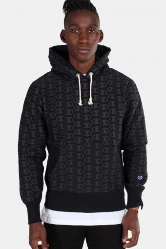 Hooded Sweatshirt Nbk/Allover