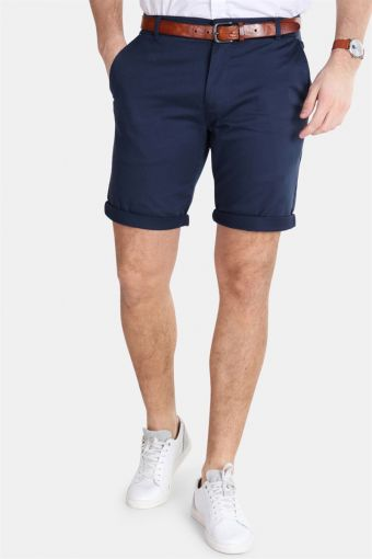 Tailored & Originals Rockcliffer Shorts Insignia Blue
