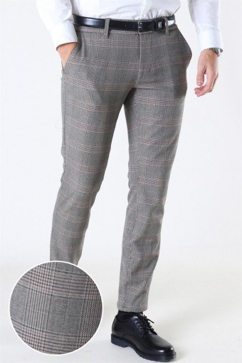 Mark Pants Check DT 7046 Chinchilla