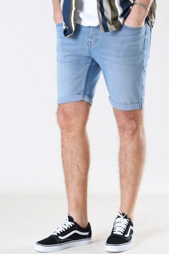 Ply PK 5142 Shorts Blue Denim