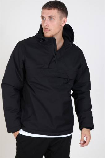 Frenzy Anorak Jacket Black