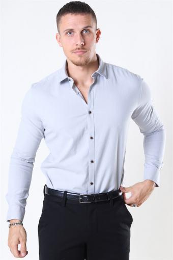 Earman Shirt Light Grey