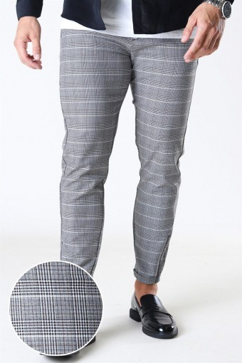 Pisa Petit Check Pants Brown Check