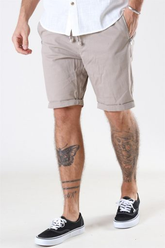 Ron Zip Shorts Simple Tau