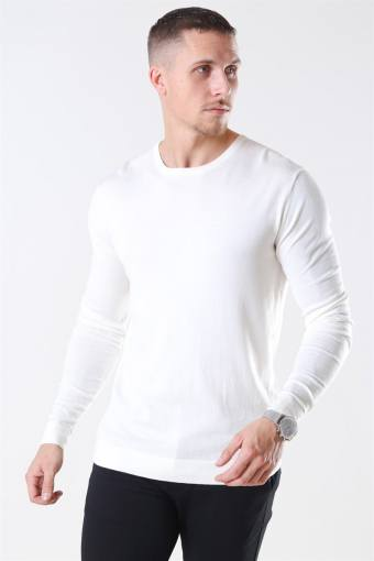 Tailored & Originals Mont Neuloa O-Neck Milky White