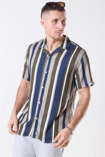 Clean Cut Bowling 12 Shirt Army