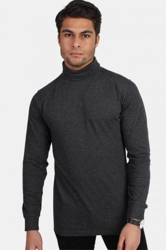 Turtleneck Dark Antracite