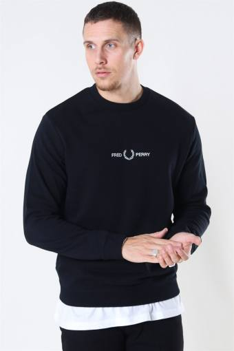 Graphic Sweatshirt 102 Black