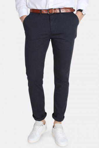 Daniel Stretch Chino Pants Navy
