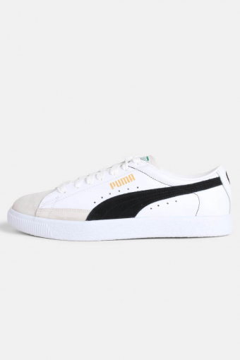 Basket Sneakers White/Black