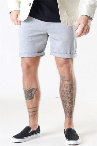 Steffen Mel. Shorts Snow Melange