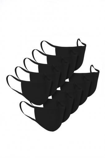 Mundbind 10-Pack Black