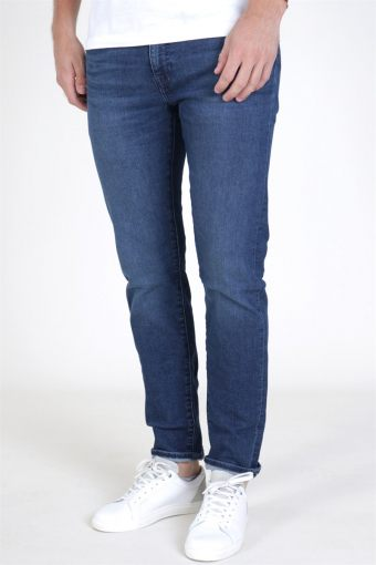 512 SlimTaper Fit Pants Dark Blue