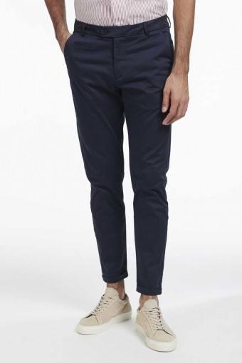 Iseo Suit Pants Dark Navy