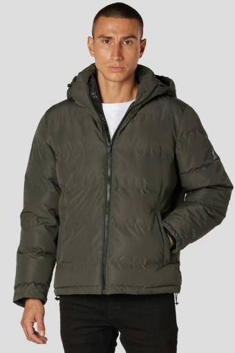 Birk Jacket Beetle Green