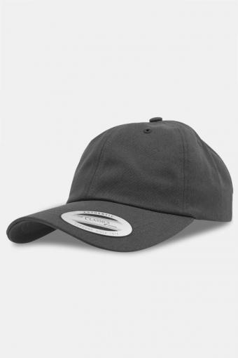 Flexfit Low Profile Cotton Twill Baseball Cap Dark Grey