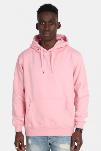 Hooded Sweat Light Red