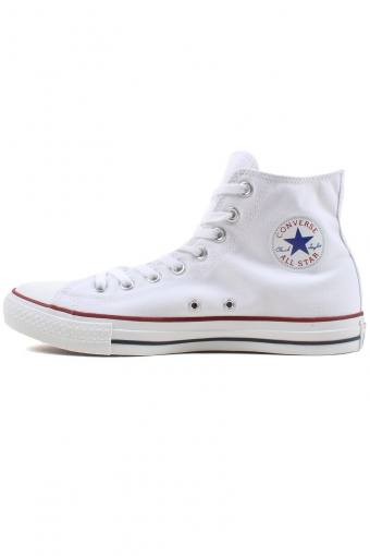 All Star Hi Optic White
