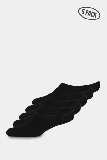 Invisible Sock Black