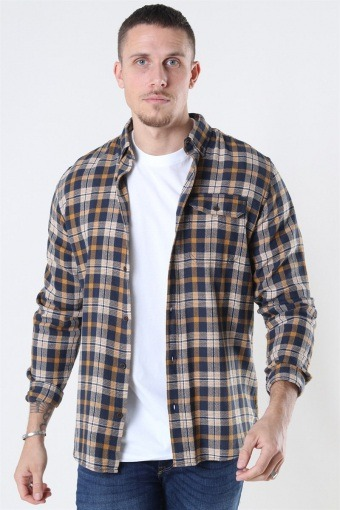 Emmerson Shirt LS Cathay Spice