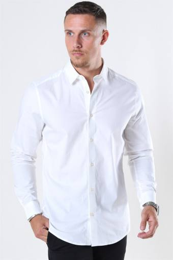 Bart Life LS Organic Shirt Noos White