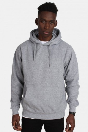 Hooded Sweatshirts Oxford Grey