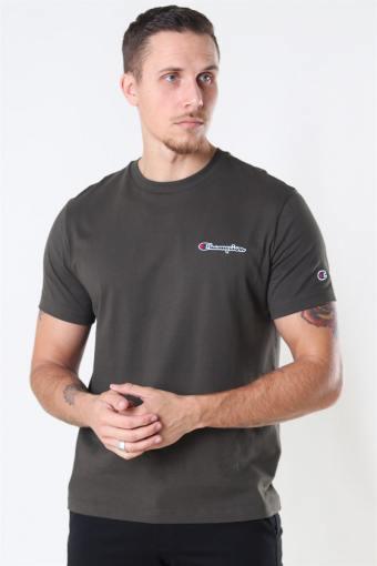 Crewneck T-shirt Army