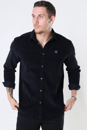 Clean Cut CordKellooy Shirt LS Black