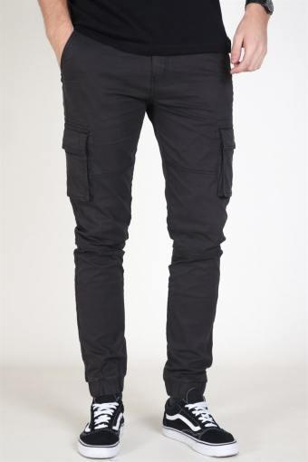 Cargo Pants Black
