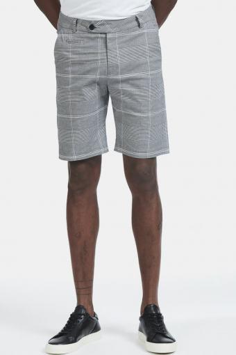Lugano Shorts Grey/Black