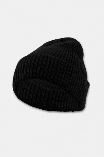 TB1283 Sailor Beanie Beanie Black