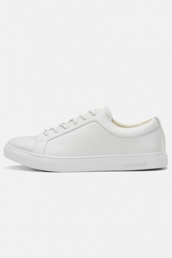 Sputnik PU Sneakers Bright White