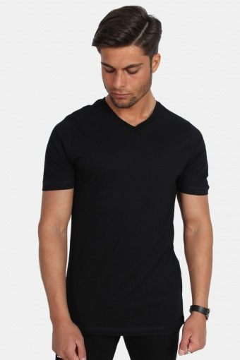 Uni Fashion V T-shirt Black
