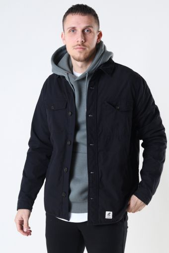 Kyle Overshirt Black