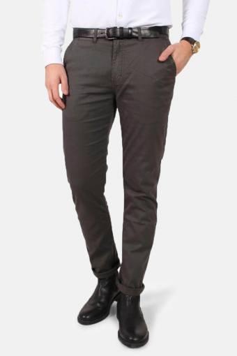 Daniel Stretch Chino Pants Stone Grey