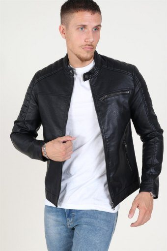 Jack & Jones Rocky Jacket Black
