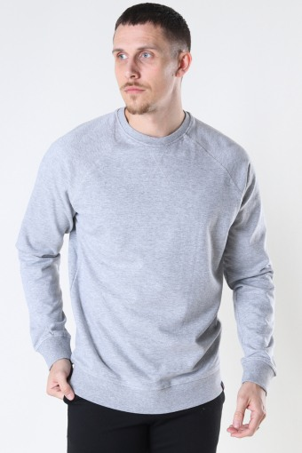 BASIC SWEAT CREW 003 Grey