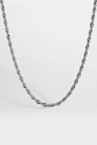 Rope Ketting Sølv