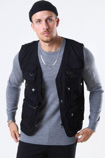 Cana Vest Black