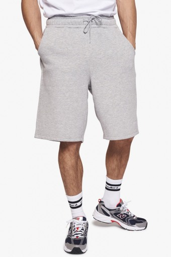 Plook Mitu Shorts Grey Melange