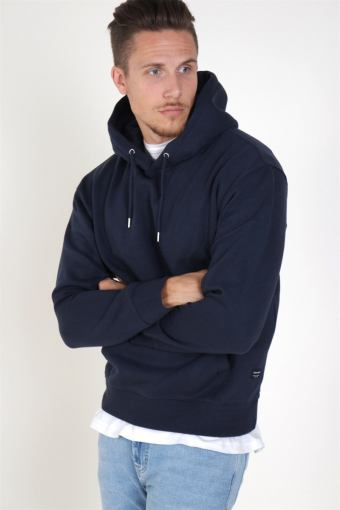 Soft Sweat Hood Navy Blazer