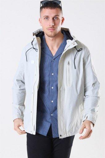 Eliott Technical Jacket Light Grey