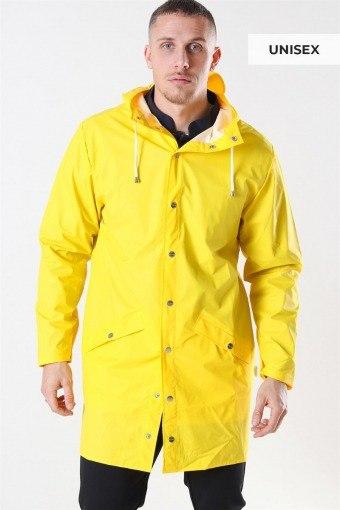 Long Regnfrakke Yellow