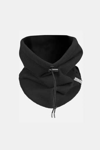 TB1686 Polar Fleece Neck Gaiter Black