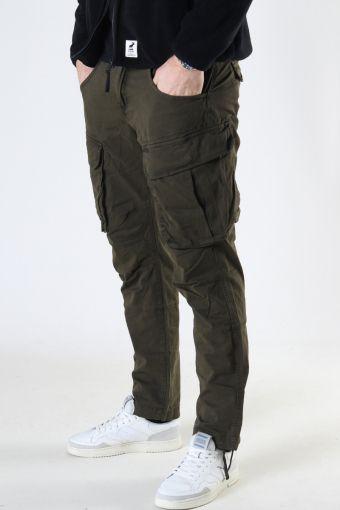 Rufo Cargo Pants Grape Leaf ARMY