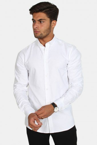 Tailored & Originals New London Shirt White