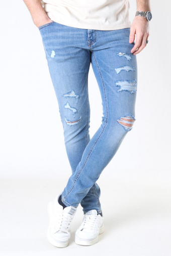 Jack & Jones Liam Original AM 602 Blue Denim