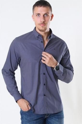 Clean Cut Siena Shirt 04 Navy