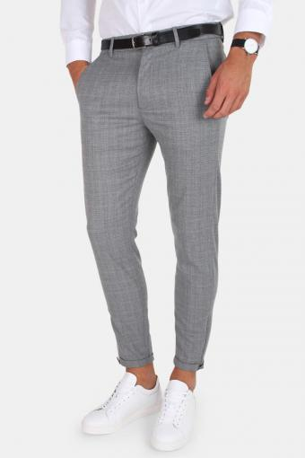 Pisa Cross pants Light Grey